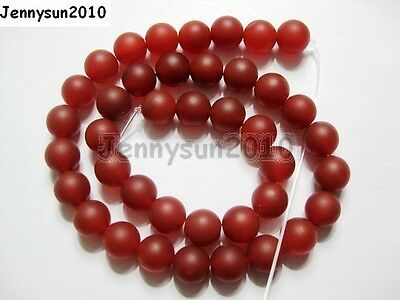 Natural Gemstones 9.5mm ~ 10mm ~ 10.5mm Round Loose Beads 15'' ~ 16'' Pick Stone