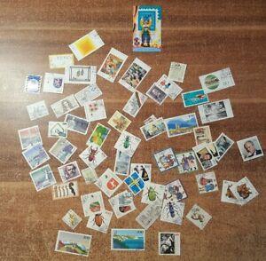 Germany-Federal-Frg-vintage-yearset-1993-Postmarked-Used-complete