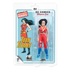 Teen-Titans-Retro-Style-Action-Figures-Series-1-Wonder-Girl-by-FTC