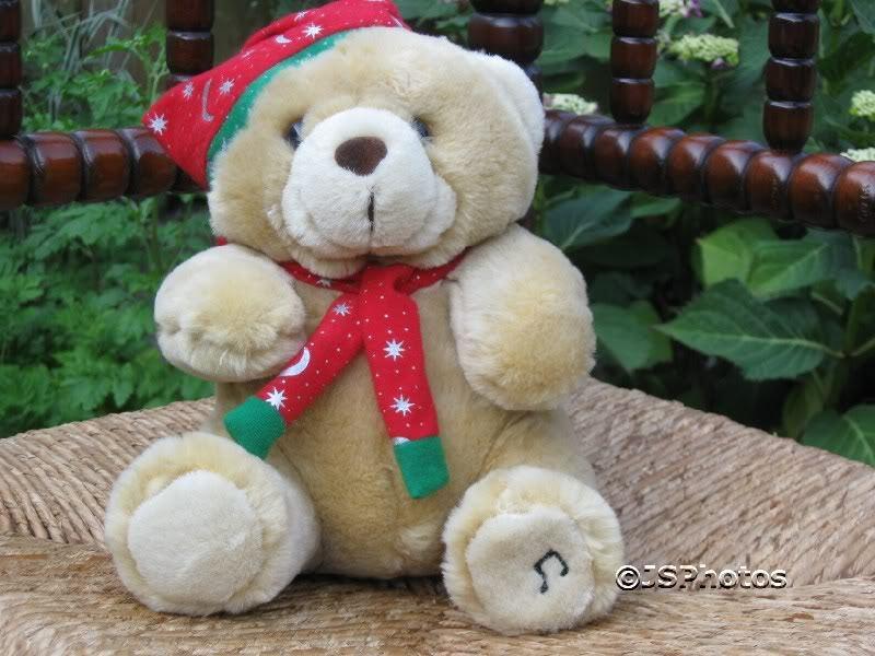 Product Plus London UK Christmas Bear