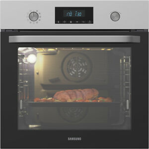 Samsung NV70K2340RS Dual Fan Built In 60cm A Electric Single Oven Stainless