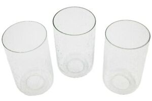 3-Pack-Bubble-Glass-Clear-Shade-for-Chandelier-Light-Fixture-Ceiling-Semi-Flush