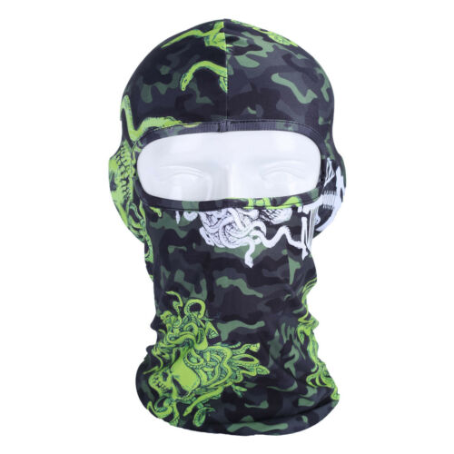 Balaclava Tactical CS Cycling Hunting Camouflage Hat Outdoor Ski Full Face Mask