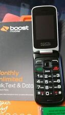 boost mobile alcatel flip new
