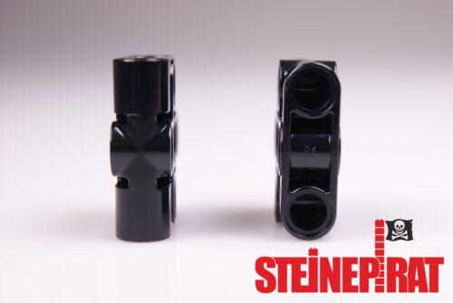 Verbinder Block-Form schwarz LEGO® 2x 39793 -NEU- 6265644 Technic Liftarm