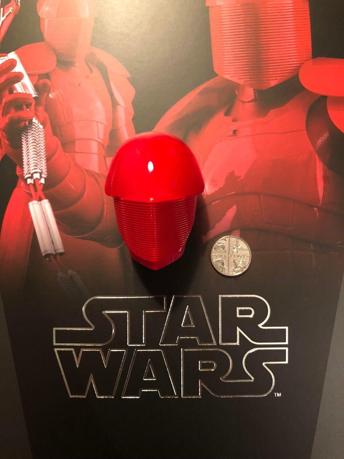 Caliente giocattoli estrella guerras del Pretorio  Guard HB CASCO TESTA SCOLPIRE 2 Loose SCALA 1 6th  sconto di vendita