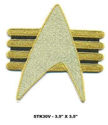 STAR TREK FUTURE IMPERFECT VEL-KRO PATCH - STK30V