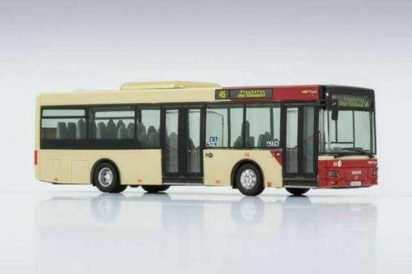 4 VK-Sondermodell Midibus MAN 223 Stadtbus Nienburg Li