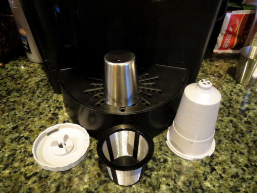 3xPack My K-Cup Reusable Replacement Coffee Filter Refillable Holder for Keurig