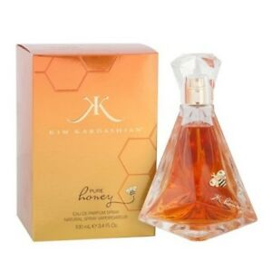 PURE-HONEY-Kim-Kardashian-3-4-oz-100-ml-Eau-De-Parfum-Women-Perfume-Spray