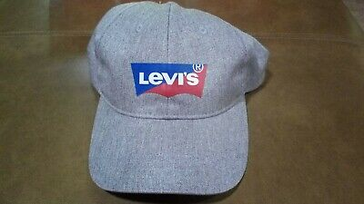 Original Levi/'s Basecap Mütze Grau #Neu# mit Etikett