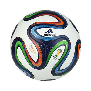 ADIDAS-BRAZUCA-Match-Ball-Replica-TOP-GLIDER-2014-Size-5-FIFA-Pallone-Calcio