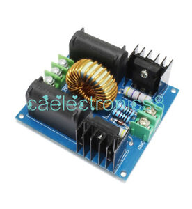 Details about 12-30V DC ZVS Tesla Coil Marx Generator High Voltage Power  Supply Module CA