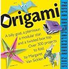 Origami 9780761182986 Margaret Van Sicklen Calendar Book