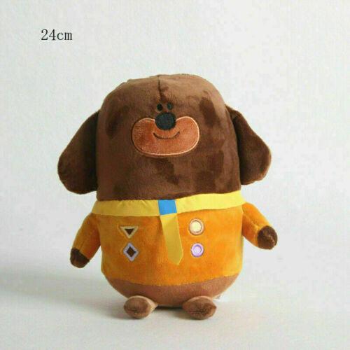 Details about  /Hey Duggee Squirrel Club Cute Dog Bear Octopus Stuffed Rhinoceros Plush Toy Doll