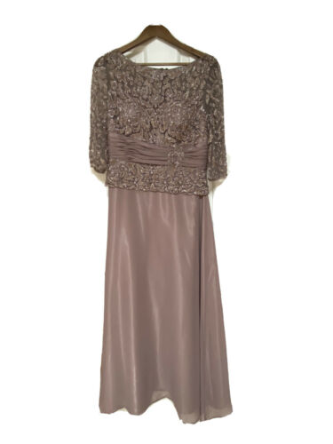 size 12 formal evening gown