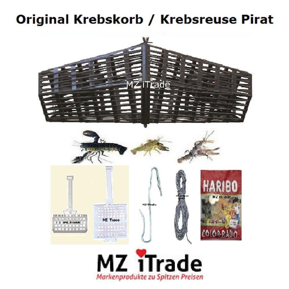 Pirate Crab Basket Cancer reuse C   Fish Crab Trap Traps Cord Bait Creel Hook Haribo  stadium giveaways