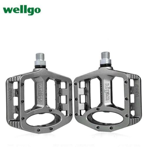 """MTB Sealed Bearing Pedals BMX DH Magnesium Pedals Bicycle Pedals Cycling 9//16/"""""""
