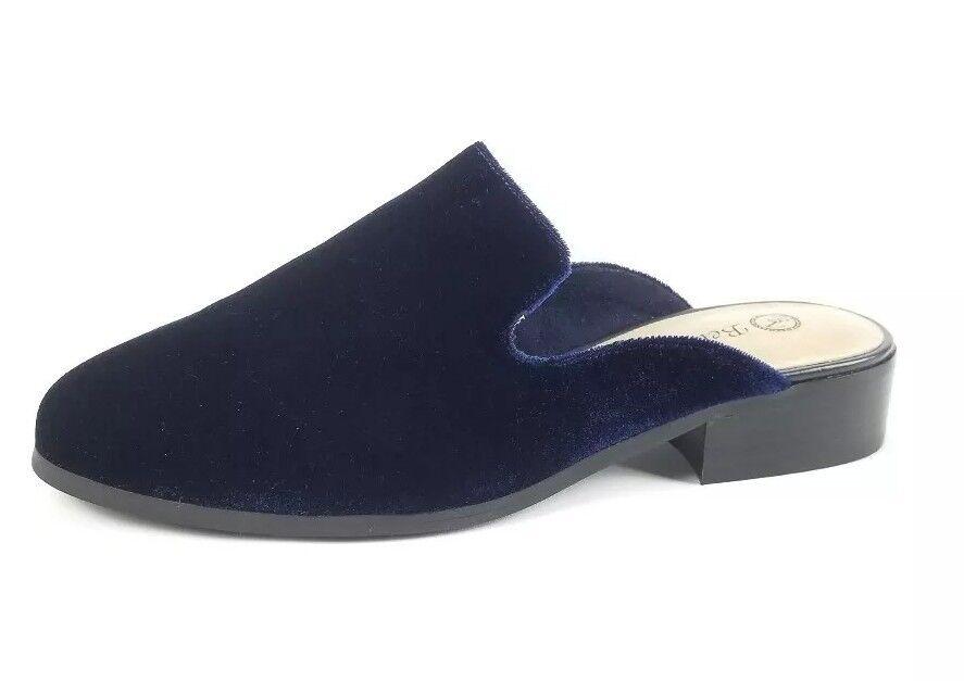 Bella Vita para mujer Briar II mula Azul Azul Azul MarinoTerciopelo Comodidad Zapatos soze 6.5w Nuevo  ahorra 50% -75% de descuento