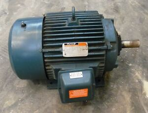 Reliance electric duty master ac motor 905584 eb ecp2333t for Duty master ac motor reliance electric