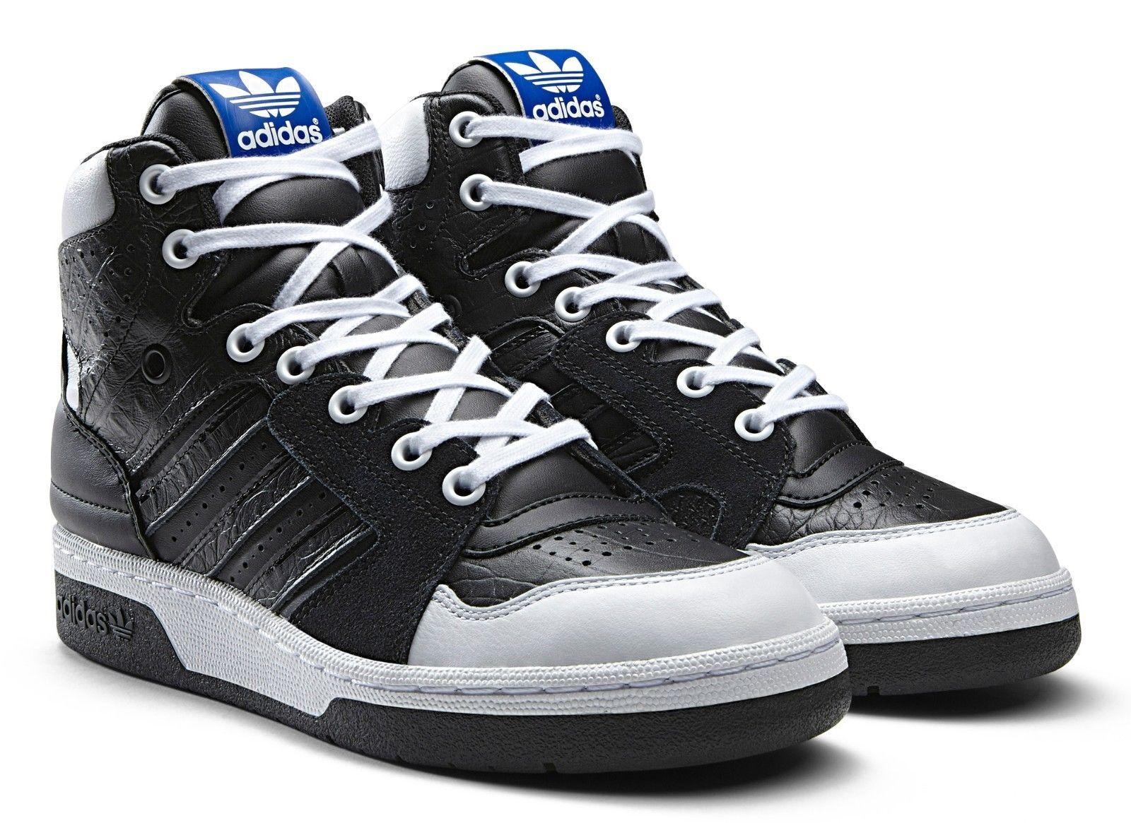 Adidas Originals Originals Originals X Rita Ora Women's Instinct Hi Top Fashion Sneakers Black fa1d1a