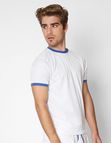 Herren Action Sport T-Shirt Quick Dry 60°C Wäsche Gr.XS-XXL in 5 Farben NH160
