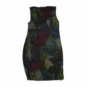 Max Mara Women's Midi Dress L Colour:  Multi