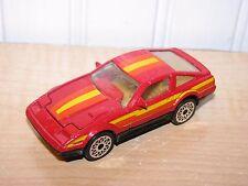 Matchbox Nissan 300ZX 300 ZX Z31 Turbo Red 1:64