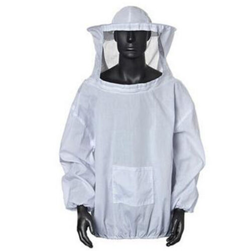 2XL Bee Keeper Suit Beekeeping Veil Jacket Protection Outfit Hat Sting Proof