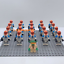 21-pcs-Star-Wars-lego-Compatible-501st-TROOPER-clone-Trooper-Printed-minifigures thumbnail 2