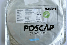 330uf 10v Sanyo Poscap 10tpe330m Polymer Tantalum Capacitor 2kreel Rohs