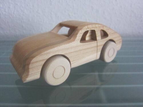 UNIKAT Rennauto Sportauto Holzauto Modellauto Sportwagen Auto NEU Holz
