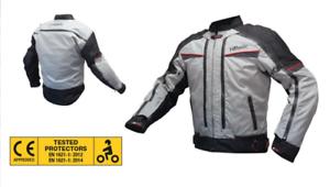 Giacca-da-Uomo-per-Moto-3-strati-4-stagioni-con-protezioni-gomiti-spalle-schiena