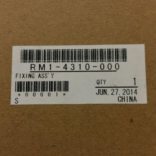 RM1-4310 Fuser HP Color LaserJet CM1015 1017 *New OEM*