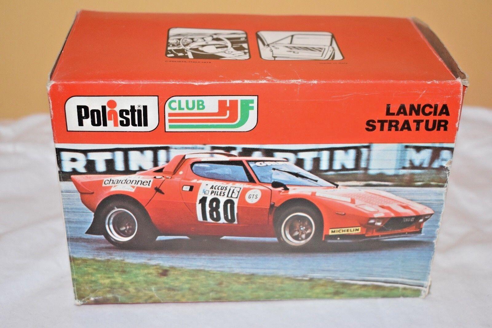 Stratur Die S32; Modello Polisti Cast; Lancia nOk80wP