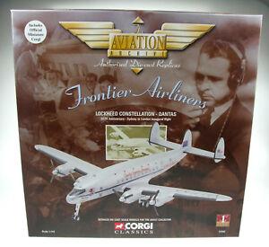 Corgi-Aviation-47502-1-144-Frontier-Airliners-Lockheed-Constellation-Quantas
