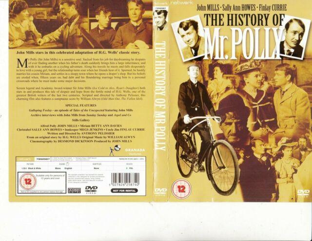 The History of Mr Polly-1949-John Mills-Movie-DVD