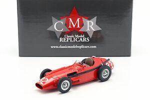 1:18 CMR Maserati 250 F GP Monaco World Champion Fangio 1957