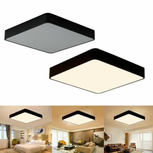24W Warmweiß LED Deckenleuchte Deckenlampe Flurleuchte Küche  Wohnzimmer Acryl