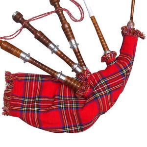 938b17e17f Image is loading TC-Scottish-Great-Highland-Bagpipe-Sheesham-Wood-Natural-