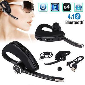 V8S-Wireless-Bluetooth-4-1-Headset-Stereo-In-Ear-Kopfhoerer-mit-Anruf-Mikrofon