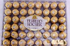 Ferrero Rocher Fine Hazelnuts Milk Wafer Chocolates 21.2 oz. (600g) 48 Pieces