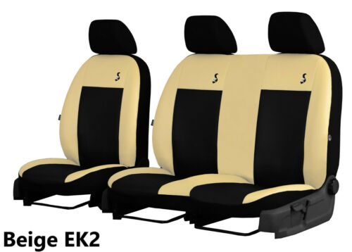 MERCEDES VITO 447 2016 2017 2018 2019 ARTIFICIAL LEATHER TAILORED SEAT COVERS