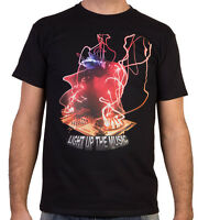Planet Ex | NEW DJ Light up the music red - MUSIC / DJ House DMC Mens T-Shirt