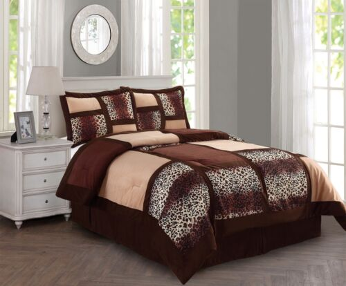 New Arrival Sale! Empire Home Safari Damask 4-Piece Comforter Set Bed In A Bag