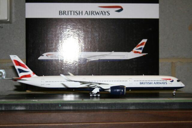 Gemini Jets 1:200 British Airways Airbus A350-1000 G-XWBA (G2BAW784) Model Plane