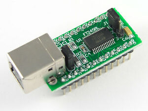 FT245 USB FIFO DRIVER UPDATE