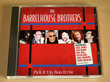 CD The Barrelhouse Brothers Pick it Up Pass it On - Provogue PRD 71362