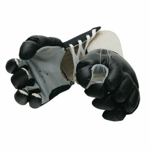 Kempo Gloves Fully Padded Martial Arts Leather Gloves