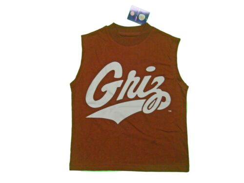 MONTANA GRIZZLIES MAROON YOUTH MOTIVATIONAL SHOOTER T-SHIRT NEW